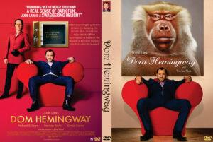 Dom Hemingway dvd cover
