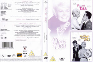 Pillow Talk / The Thrill of it All dvd cover
