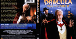 Dracula - Dead and Loving It - R1 dvd cover