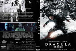 Dracula Untold dvd cover