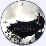 Dracula Untold (2014) Custom Label