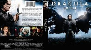 Dracula Untold dvd cover