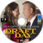 Draft Day (2014) R1 Custom DVD Labels