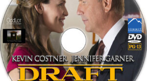 draft day dvd label