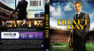Draft Day dvd cover