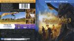 Dragonheart 3: The Sorcerer's Curse (2015) R1 Blu-Ray