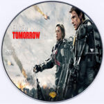 Edge of Tomorrow (2014) Custom Label
