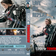 Edge of Tomorrow (2014) R0 Custom