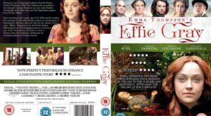 Effie Gray dvd cover