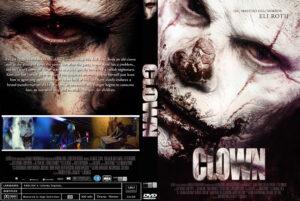 Clown dvd cover