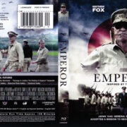 Emperor (2013) R1 Blu-Ray DVD Cover