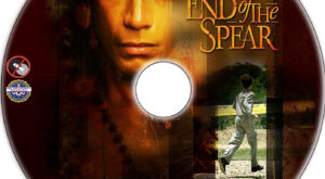 End of the Spear dvd label