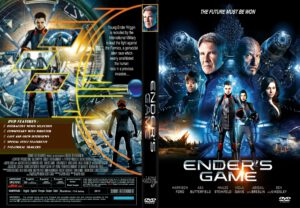 Ender's Game dvd cover