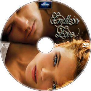 Endless Love dvd label