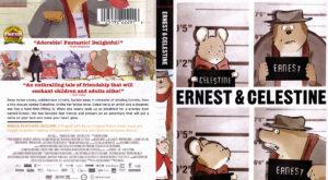 Ernest & Celestine dvd cover