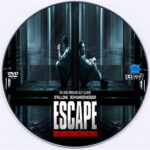 Escape Plan (2013) Custom DVD Label