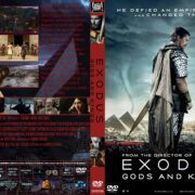Exodus : Gods and Kings (2014) R0 CUSTOM Covers & Labels
