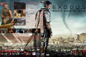 Exodus: Gods and Kings dvd coverExodus: Gods and Kings dvd cover