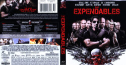 Expendables, The (Blu-ray) dvd cover