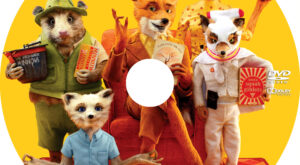 Fantastic Mr Fox - Label2