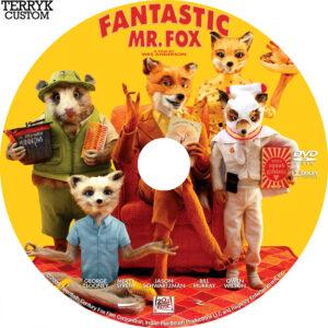 Fantastic Mr Fox - Label2