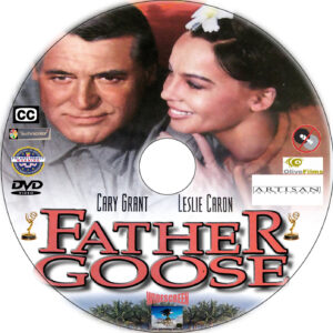 Father Goose dvd label