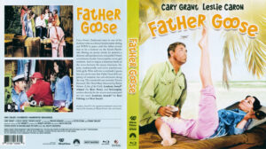 Father Goose (Blu-ray) dvd cover