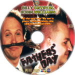 Father's Day (1997) R1 Custom DVD Label