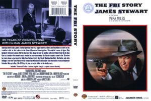 The FBI Story dvd cover