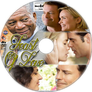 Feast of Love dvd label