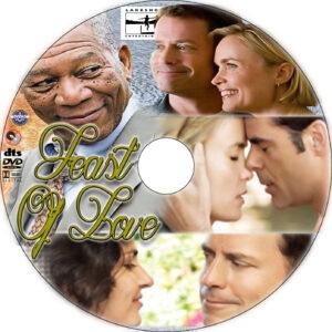 Feast of Love dvd label