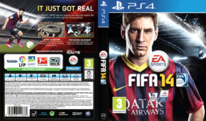 Fifa 14 PAL Cover