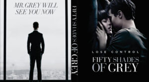 Fifty Shades of Grey dvd cover