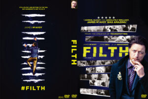 filth dvd cover