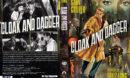 Cloak And Dagger (1946) R1 Custom DVD Cover