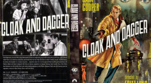 Cloak and Dagger dvd cover
