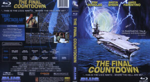 Final Countdown, The (Blu-ray) dvd cover