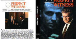 Perfect Witness dvd cover