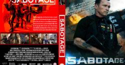 sabotage dvd cover