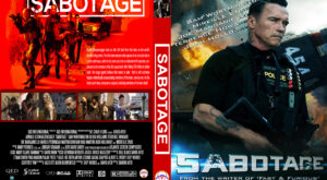 sabotage dvd cover