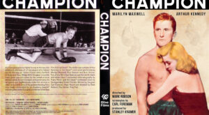 champion dvd cover