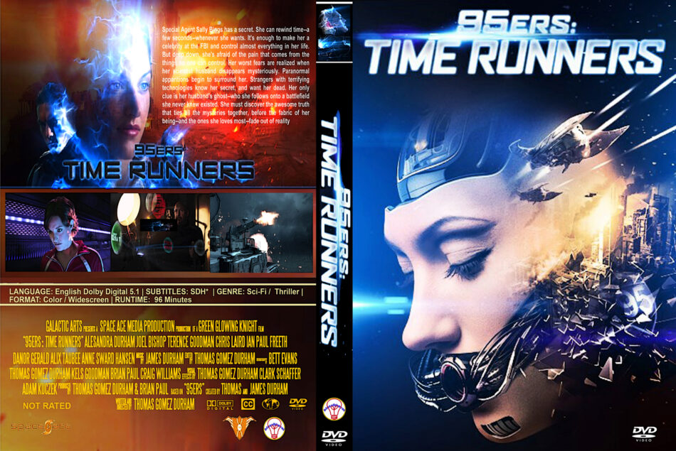 95ers: Time Runners dvd cover