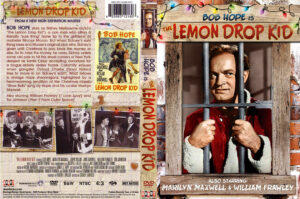 The Lemon Drop Kid dvd cover