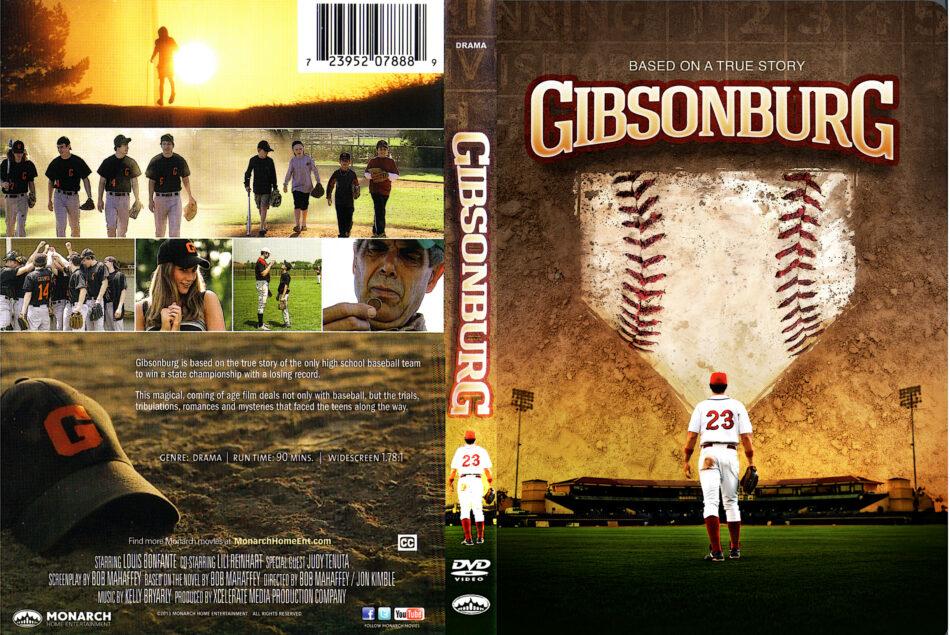 Gibsonburg dvd cover