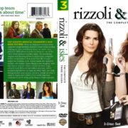 Rizzoli & Isles: The Complete Third Season (2012) R1