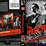 The Americans: The Complete First Season (2013) Custom
