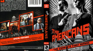 the americans dvd cover