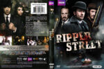 Ripper Street (2012) R1 Custom DVD Cover