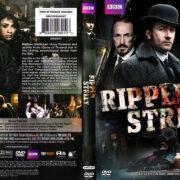 Ripper Street (2012) R1 Custom DVD Cover