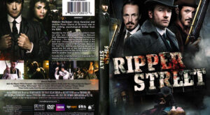 Ripper Street dvd cover